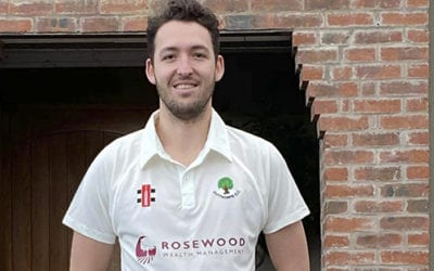 Rosewood Wealth Management sponsors  Cutthorpe Cricket Club