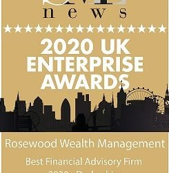 SME 2020 UK Enterprise Award